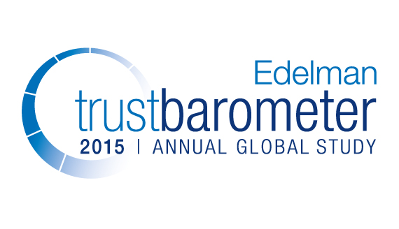 Edelman Trustbarometer 2015