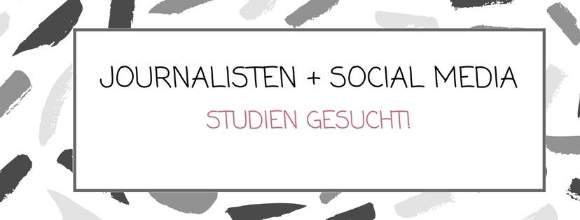 Studien-Überblick: Wie nutzen Journalisten Social Media?
