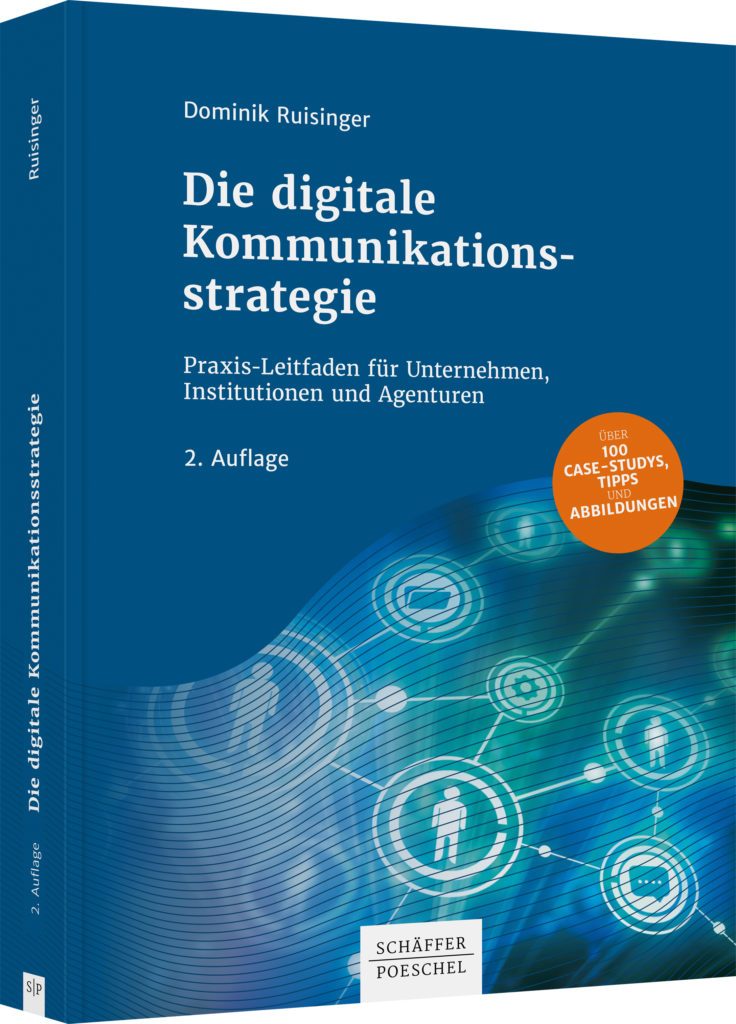 Die digitale Kommunikationsstrategie von Dominik Ruisinger