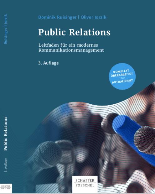 Neue Gedankenspiele: Studien, Storys, News und ein Buch zu Public Relations