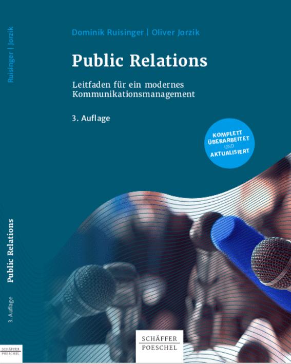 Public Relations von Dominik Ruisinger und Oliver Jorzik