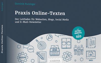 22 Tools in 7Kategorien für das Online-Texten