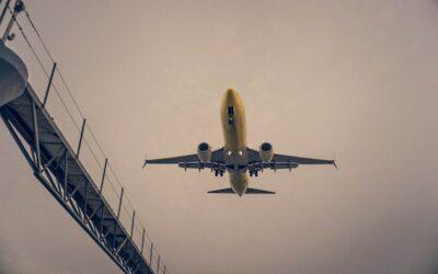 Ein Flughafen, eine Fluglinie, Technologie und ein verwirrter Kunde